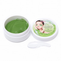 60pcs Green Tea Eye Mask Collagen Eye Patches Under Eyes Pads Moisturizing Anti Puffiness Dark Circles Eye Mask