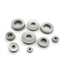 50PCS-M3/4/5...12   DIN125 304 Stainless Steel Ultra-Thin Flat Pad / Gasket Small Side Flat Washer Meson MC-M20 Thickness 0.5mm