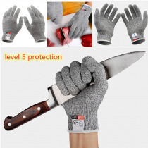 Anti-cut Work Gloves Cut Proof Kitchen Butcher Safety Gloves Stab Resistant Fire Flame Proof Metal Mesh breathable Hand Gloves