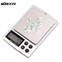 1000g*0.1g Mini Digital Electronic Scales Balance Professional Jewelry Pocket Scale Food Weight Weighting Kitchen Scales Tools
