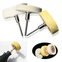 Grinder Brushes Polishing Buffing Wheel Grinding Head Woodworking Dremel Accessories For Wood Abrasive Tools