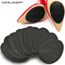 KOTLIKOFF Anti-Slip Self-Adhesive Shoes Mat High Heel Sole Protector Rubber Pads Cushion Non Slip Insole High Heel Sticker