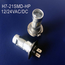 High quality 12/24VAC/DC 10W Car H7 Led Fog Lamp,Auto H7 High power Led Bulbs Lamps lights free shipping 2pcs/lot