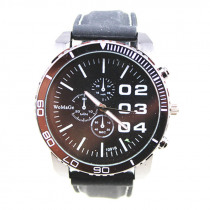 New Classic Black Silicone Strap Watch Army Military Colored Number Womage Top Brand Sports Big Watch For Women Men Wristwatches
