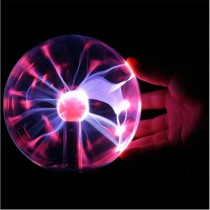 Creativity Can Show Electric Current Spherical LED Night Light Portable 4 AAA Battery Power Ball Sphere Novelty Magic Luminaire