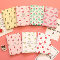 The Japanese Fresh style Passport Holder,PU Leather Travel Passport Cover Credit Card ID Card Holder Size:10*14CM