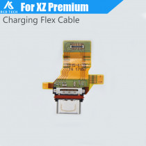 USB Connector Type-c Charger Charging Port Flex Cable For Sony Xperia XZ Premium XZP G8142 Fast Shipping
