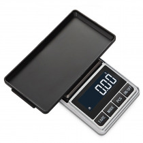 Portable LCD Mini Digital Scale 500g/0.01g 100g/0.01g Electronic Precision 0.01 Jewelry Diamond Pocket Weighting Scales 1pcs