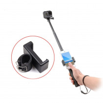 Handheld Gimbal Accessory Phone Clip Mount Lock Holder for Monopod Selfie Stick for GoPro Hero 5 4 3+ Action Camera Osmo Pocket