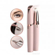 Mini Lipstick Eyebrow High Quality Electric Eyebrow Trimmer Shaver Perfect Brows New Electric Eye Brow Shaping Portable Epilator