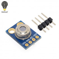 WAVGAT GY-906 MLX90614ESF New MLX90614 Contactless Temperature Sensor Module For Arduino Compatible