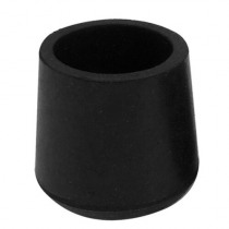 Cool Fashion New Practical Rubber Black Table Chair Leg Foot Covers Floor Protector 4 Pcs