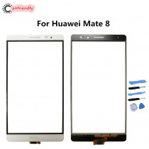 For Huawei Ascend Mate 8 Mate8 NXT AL10 CL00 DL00 L09 L29 TL00 Touch Screen Replacement Phone Accessories Panel Front Glass