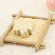Wooden Natural Bamboo Soap Dish Tray Holder Storage Soap Rack Plate Box Container for Bath Shower Plate Bathroom#sw
