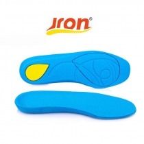 1 Pair PU Silicon Gel Insoles Foot Care for Plantar Fasciitis Heel Spur Running Sport Insoles Shock Absorption Pads Men&Woman