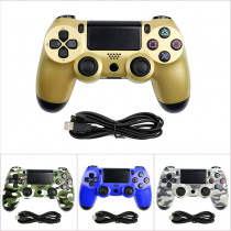Wired Gamepad For Playstation Sony PS4 Controller Joystick Joypad Controle for DualShock Vibration Joystick for Play Station 4