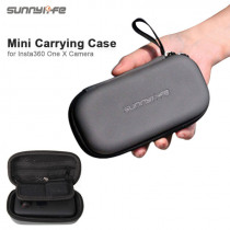New Arrival Sunnylife Handbag Mini Storage Bag Carrying Case for Insta360 One X Camera Accessories Insta360 One X Case Bag