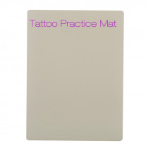 New Tattoo Practice Skin Blank Sheet Permanent Microblading Practice Skin Mat Silicone Eye Lip Body Tattoo Makeup Tools Design