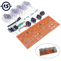 Electronic DIY Kits OCL Amplifier Board Suite 100W Dual Track Two Channel Stereo Eletronica Electric Experiment DIY Electronic