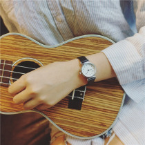 New Arrival small watch female Korean version of the simple student fashion trend quartz watch for women retro school style art
