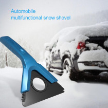 Winter Durable Multi-functional Car Snow Removal Forklift With Snow Brush Defrost Shovel Ice Scraper Wiper Wholesale