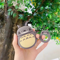 Totoro Case For Apple AirPods 2 Silicone Cover Wireless Bluetooth Headphone Air Pods Pouch Protective For AirPod Earphone Case