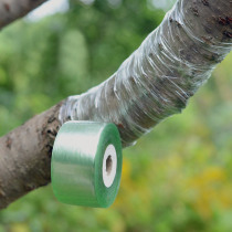 Self-adhesive Nursery Stretchable Fruit Tree Grafting Tape Garden Flower Vegetable Grafting Tapes 2CM x 100M / 1 Roll
