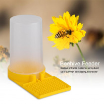 1PCs Beekeeping Beehive Water Feeder Bee Drinking Nest Entrance Beekeeper Cup Tool Bee Feeding Detachable Beekeeping Supplies