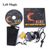 The Gecko By Jim Rosenbaum (Gimmicks+DVD) Vanish Magic Tricks Disappearing Device Funny Close Up Stage Magic Props Tools