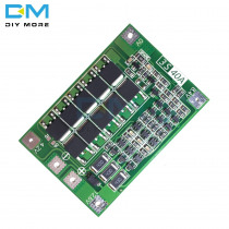 3S 3 Serial Cell 40A 11.1V 12.6V 18650 26650 Polymer Lithium Battery Protection Board For Drill  Current Balance Module