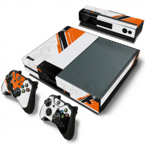 Titanfall Design For Microsoft XBOX ONE Console Game Sticker Cover Vinyl Decals and Controllers Skins for Xbox One Sticker