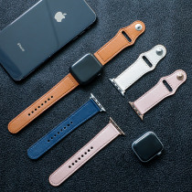 Strap For apple watch band 4 44mm 40mm iwatch band 42mm 38mm apple watch 4 3 2 1 Accessories Genuine Leather bracelet