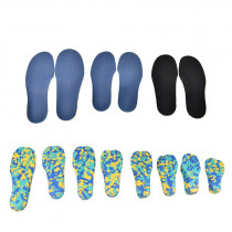 1 Pair Kids Children EVA orthopedic insoles for shoes flat foot arch support orthotic Pads Correction insoles