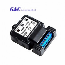 Integrated Circuits 6V 12V 10A Auto Solar Panel Charge Controller Regulator Solar Controllers PWM Battery Charger Regulator