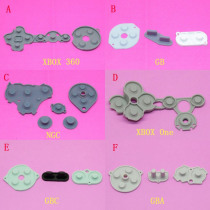 Conductive Rubber Contact Pad Button A-B D-pad/ D-Pad  for Xbox 360/ GB/ NGC/ XBOX One/ GBC/ GBA Controllers Replacement part