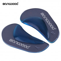 Arch Orthotic Support Inserts Flatfoot Corrector Shoes Insole Cushion Foot Pad Silicone Heel Support Anti-slip For Shoes