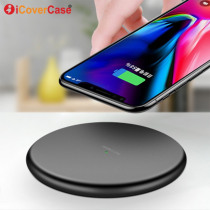 For Google Pixel 3 /3 XL Wireless Charger Qi Fast Charging Pad For Huawei Mate 20 Pro LG V30 Blackberry Evolve X ZTE Axon 9 pro