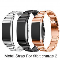 Replacment bracelet For Fitbit Charge 2 band Stainless Steel metal Wristband for Fitbit Charge2 Smart Watch strap Accessories