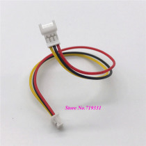 10pcs JST 1.25mm PicoBlade 3-Pin Male to Female Housing Connector Extension wire 100mm