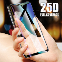 H&A 25D Curved Edge Protective Glass on the For Xiaomi Redmi 7 6 Pro 6A 4X 5 Plus Tempered Screen Protector Note 7 6 5 Pro Glass