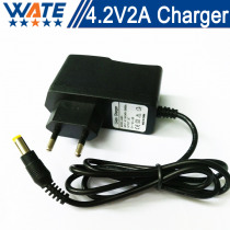 4.2V2A Charger 1S 4.2V Smart Li-ion Charger 3.7V Lithium polymer battery Charger Free shipping