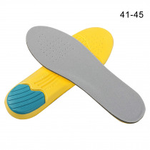 1Pair Insoles Shoe Pad Sports Breathable Foot Care Memory Foam Mountaineering Reusable Outdoor Can Be Cut Men Women Deodorize