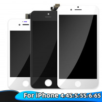 100% Tested Working LCD for iPhone 4G 4S 5s LCD Screen Display Digitizer Touch Screen Assembly No Dead Pixe for iPhone 6 6S lcd