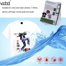 10pcs 30x21.5cm Laser Heat Transfer Paper PU Material Self Weeding Paper For T shirt Thermal Transfers Hollow Papers