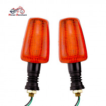 2pcs 12v Motorcycle Modified LED Turn Signal Light Front Rear Side Turning Light For YAMAHA XJR400 XJR 400 FZR250 FZR 250 #d