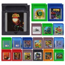 Video Game Cartridge 16 Bit Game Console Card AVG Adventure Game Series