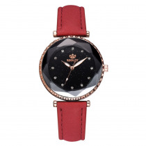 Top Brand Casual Mens Watches lady dress watch women Casual Leather quartz-watch Analog wristwatch Gifts Watches