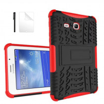 Hard Armor Case For Samsung Galaxy Tab 3 Lite 7.0 T110 T111 7.0 inch Cover For Samsung Tab E Lite 7 SM-T113 T116 Case+Film+Pen