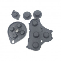 2sets Replacements For Nintendo GameCube NGC Controller Conductive Silicone Button Pad