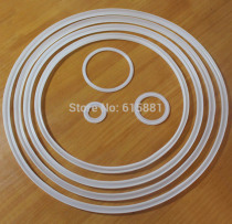 2pcs/set Silicon Rubber Seal Ring Rubber Ring For Alcohol Distiller Bar Sealing Ring18L/25L/45L/65L